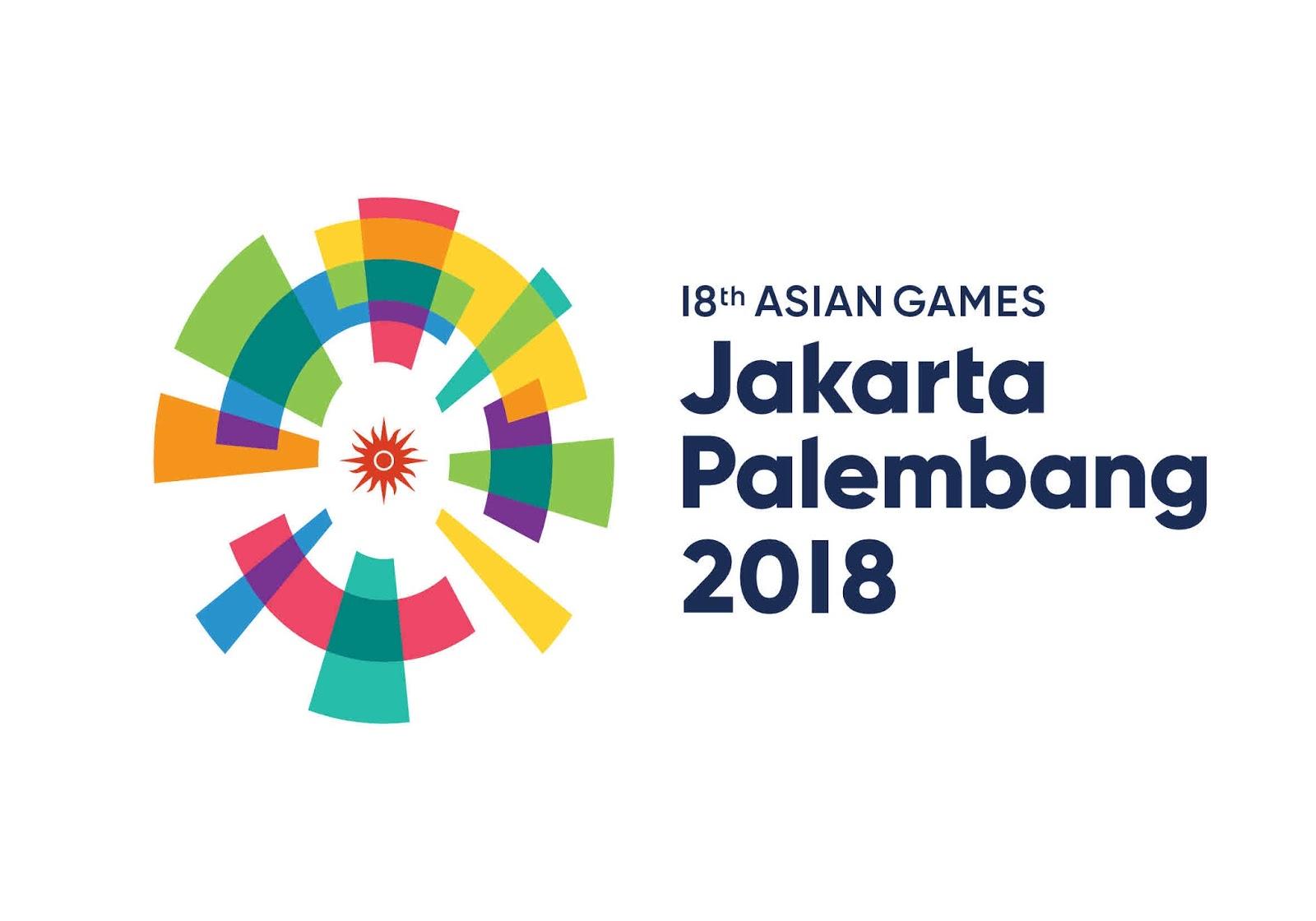 Logo Icon Maskot Asian Games 2018 Palembang Jakarta