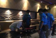 Kasat reserse narkoba Polres Tangerang Selatan AKP Kresna Wisnu Putranto menerangkan, jajaranya berusaha melakukan pemberantasan peredaran narkotika di wilayah Tangerang Selatan.