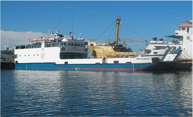 tak ada persaingan antara KMP Komodo dan kapal wisata lokal