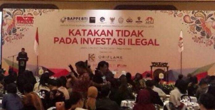 investasi ilegal