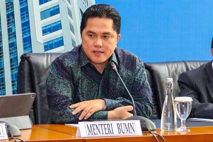 Erick Thohir Pastikan Dukungan BUMN dalam Penanganan Pandemi