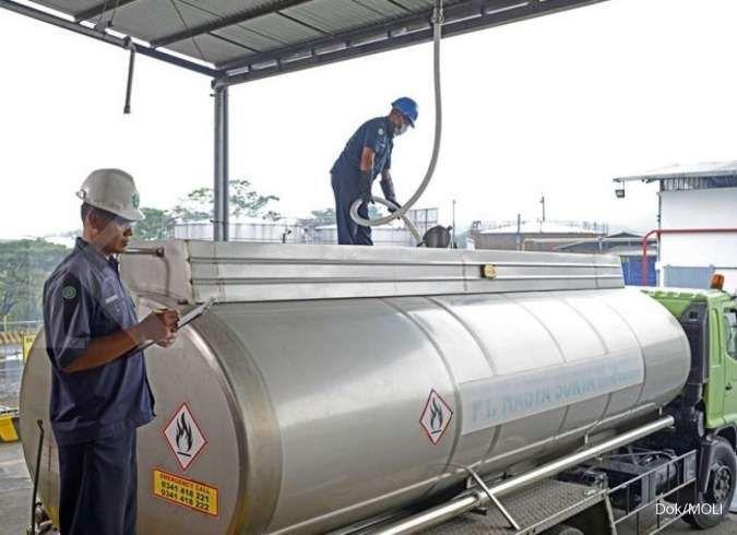 Permintaan Etanol Melonjak, MOLI Targetkan Pabrik Kedua Rampung di Tahun Ini