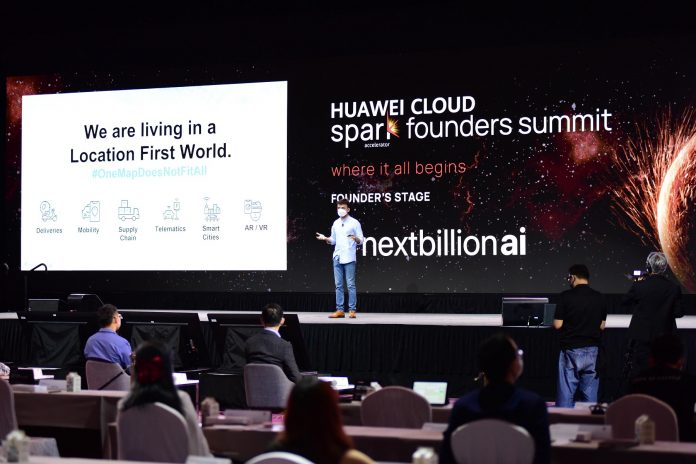 investasi yang digulirkan melalui Spark Program di kawasan Asia Pasifik, bertujuan untuk membangun ekosistem startup yang berkelanjutan di kawasan tersebut selama tiga tahun ke depan. Huawei sendiri selama ini telah membantu Singapura, Hong Kong, Malaysia dan Thailand dalam membangun startup hub mereka.