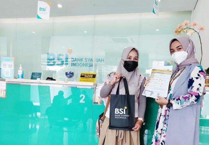 Sebelumnya BSI hanya memiliki 600 lokasi cabang yang melayani remitansi WU. Dengan adanya perpanjangan Perjanjian Kerja Sama tersebut, BSI akan memperluas layanan WU ke lebih dari 1.300 cabang di seluruh Indonesia. Dalam setahun, jumlah transaksi remitansi BSI mencapai 75 ribu transaksi.