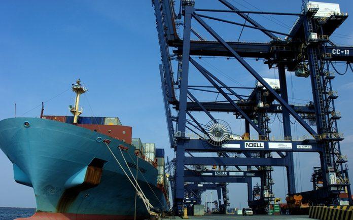 Sektor industri memberikan kontribusi paling besar hingga 78,16 persen dari total nilai ekspor nasional selama delapan bulan pada tahun 2021 yang mencapai US$142,01 miliar.